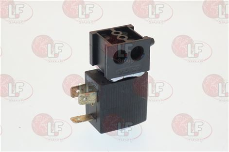Magnetventil 24 V DC2/2 Ende