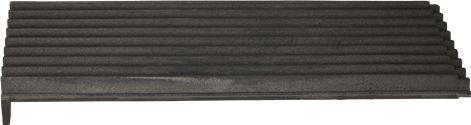CAST IRON GRID 480x157x50 mm
