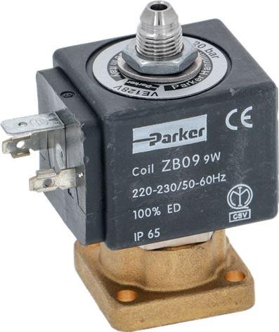 SOLENOID VALVE PARKER 3 W. 230V 50/60Hz