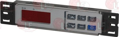 BOARD DISPLAY DIXELL T670-000C1