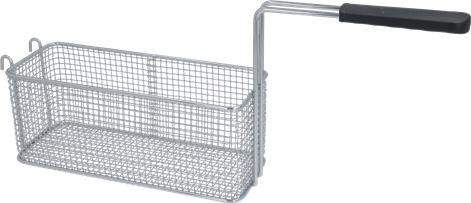 BASKET FOR DEEP FAT FRYER 300x120x120 mm
