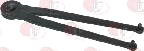 ADJUSTABLE FACE PIN WRENCH 162 mm