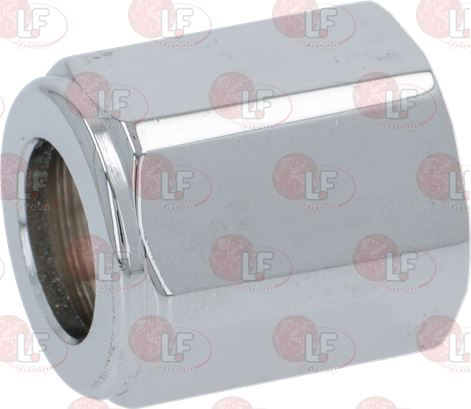 NUT ø 3/8 F FOR STEAM WATER HOSE