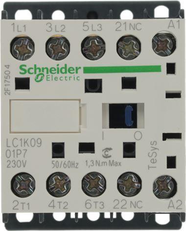 CONTACTOR SCHNEIDER LC1K0901P7