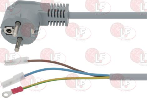 POWER SUPPLY CABLE 834 NO CE
