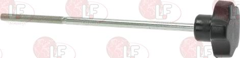 BLADE COVER TIE ROD PIN 150 mm PITCH M6