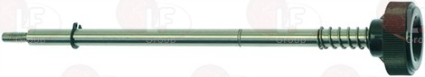 BLADE COV.TIE ROD SHAFT 197 mm PITCH M16
