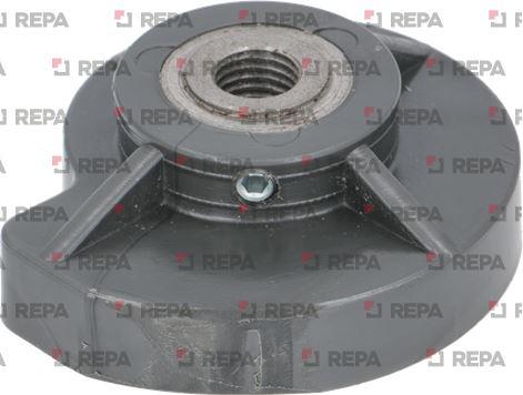 ECCENTRIC ATOMA PLASTIC ø 70 mm