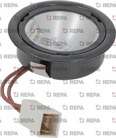 HALOGEN LAMP ELICA 20W 12V