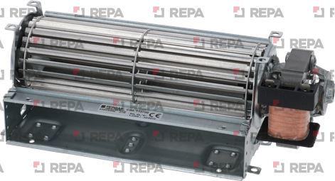 TANGENTIAL FAN 180 mm RH