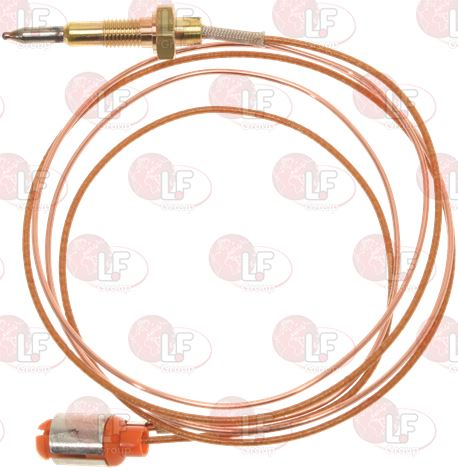 THERMOCOUPLE 2-WIRES FITTING JACK SMEG