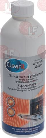 DEGREASER GEL FOR OVENS AND PLATES FAGOR