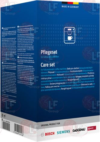 CLEANING KIT FOR COFFEE MACHINES BOSCH