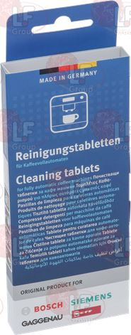 CLEANING TABLETS BOSCH