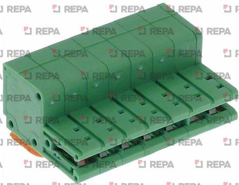 Plug direct 7pol. RM 5 mm P3