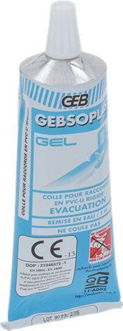 ADHESIVO PVC GEB 125 ml