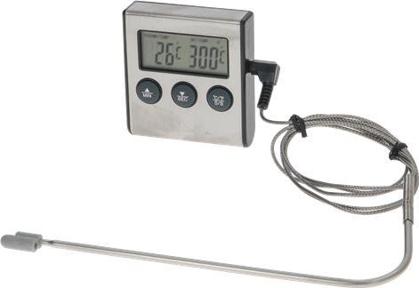 TÉRMO-TIMER DIGITAL -50+300°C/-58+572°F
