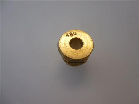 UGELLO GAS M11x1 ø 4,8 mm