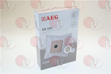 GR50S 4 BAGS+1MF