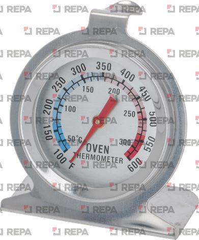 TERMÓMETRO P. HORNO 0-300°C